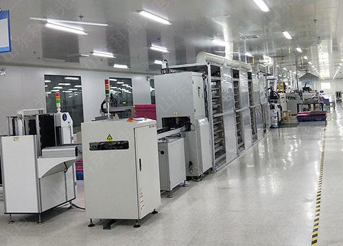 工业4.0级标准化生产车间
