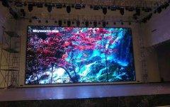 烟台全彩LED显示屏清晰度的基本要素
